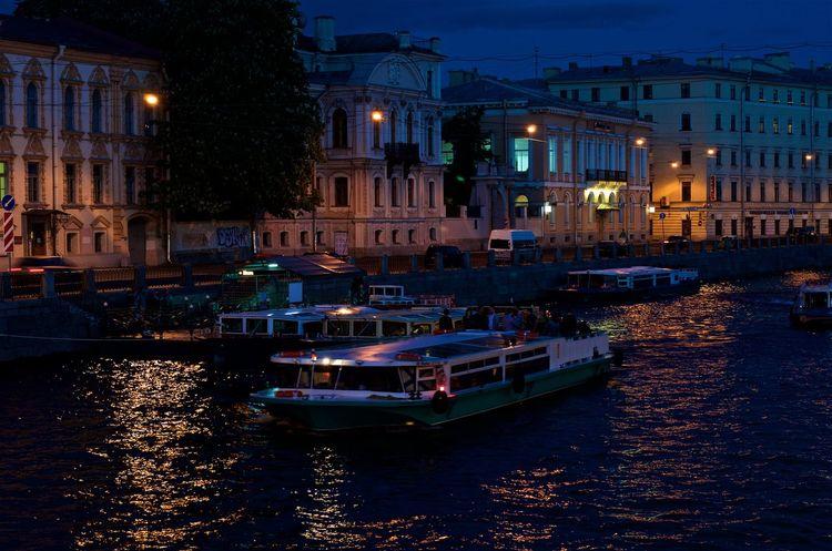 Saint-Petersburg nights. Saint-Petersburg Saint Petersburg Russia Neva River Night River Night Boating Night Boat Boats