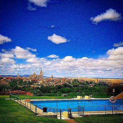 Segovia Summertime