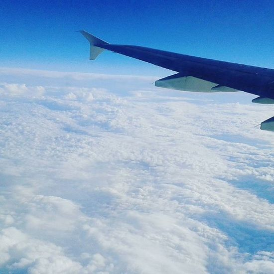 From Dublin to Italy!❤ BestHolidayEver Fly Flying Aerlingus Dublin Italy Misshome Love Sky Clouds Top