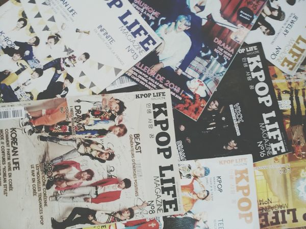 Magazines Photography Kpop Korea