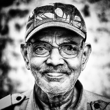 An old man with such a young smile... Was really happy when I showed him this picture Puneclickarts Pca_clickathon Rohan Sabhani Photography Nikon DSLR D5300 Bw Blackandwhite Old Man Filter Portrait Photography Instalike Insta Instagood Follow4follow Followme Likesforlikes Instadaily Photooftheday Photogrid Photos photographer perspective pune