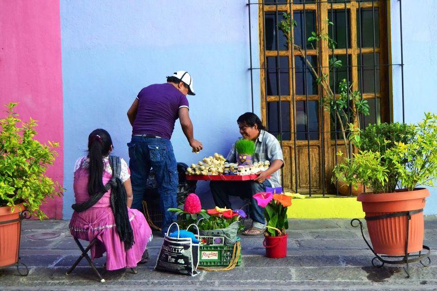 Artesanias Mexicanas Artesanos Plaza De Los Sapos Puebla De Zaragoza Mexico