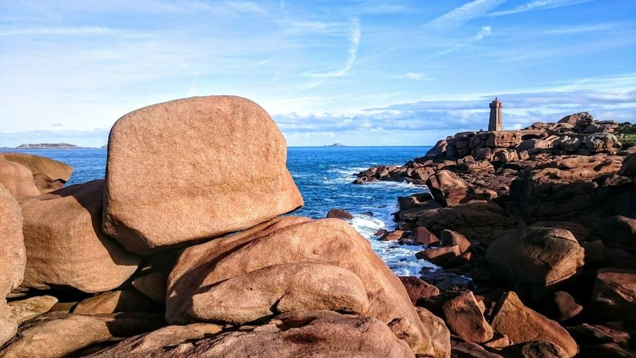 France Bretagne Ocean Nature Landscape Paysage Mer Rock Coast Nature Photography