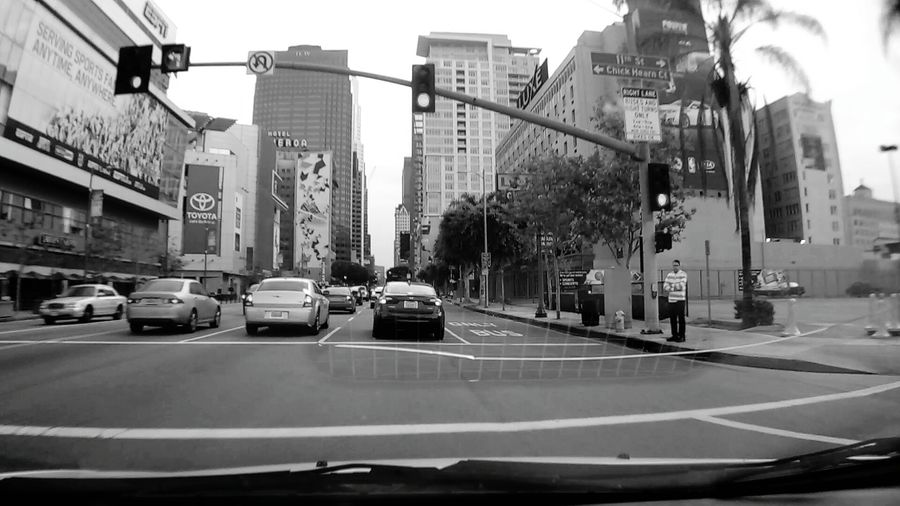 Good Morning Los Angeles, California EyeEm Best Shots - Black + White Taking Photos Yayy! Its Friday:) lol Photography Downtown