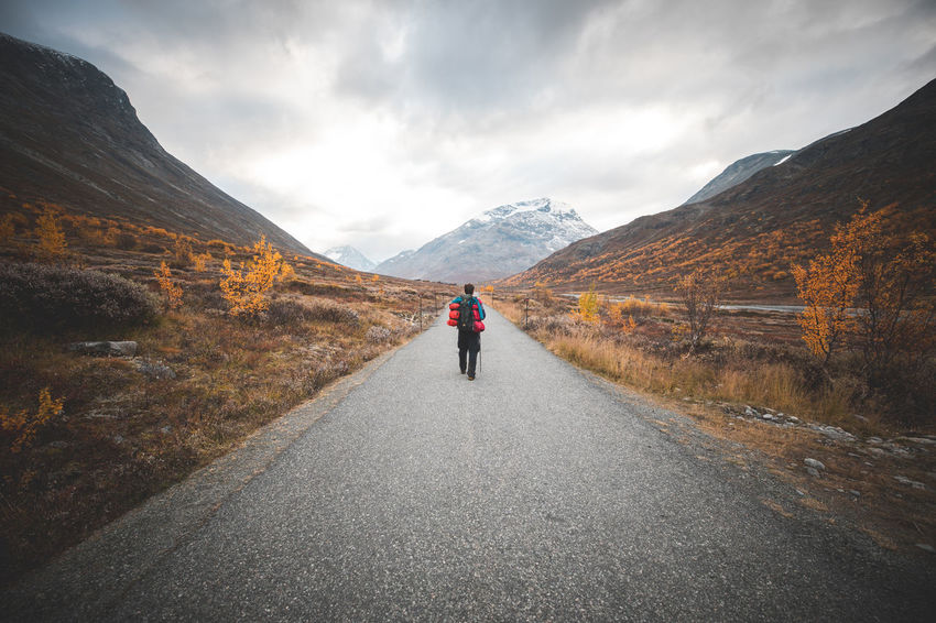 On our trek .. day 5 Cloud Hiking Jotunheimen Lost In The Landscape Norway Road Travel Adventure Glaciers Mountains Outdoors Snow An Eye For Travel