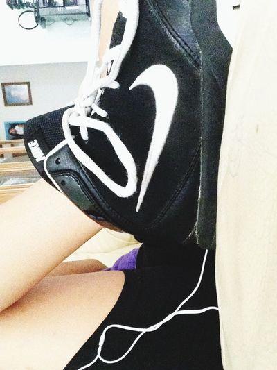 Gonna go for a run Nike Run