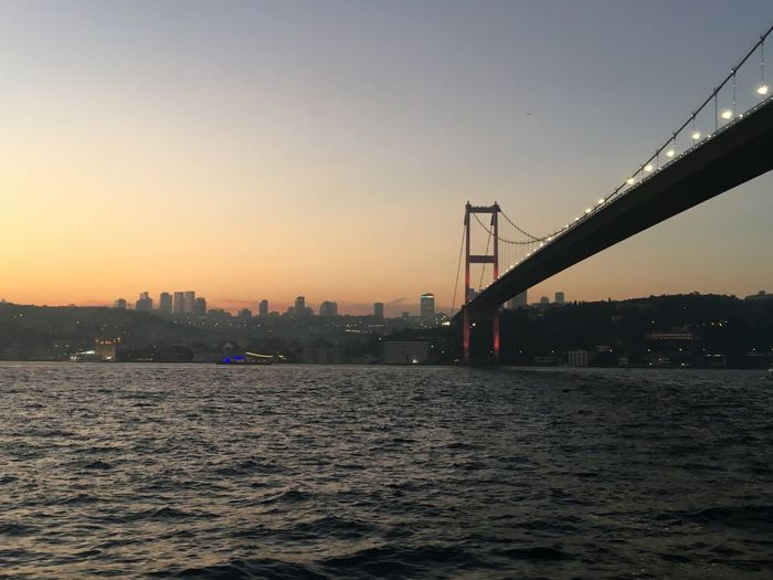 Bosporus Turkey