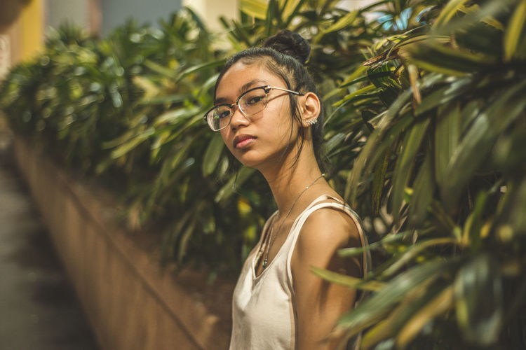 Eyeem Philippines The Week on EyeEm Adult Adults Only Beautiful Woman Day Eyeglasses  Nature One Person One Woman Only One Young Woman Only Outdoors People Plant Real People Tree Women Young Adult Young Women The Portraitist - 2018 EyeEm Awards