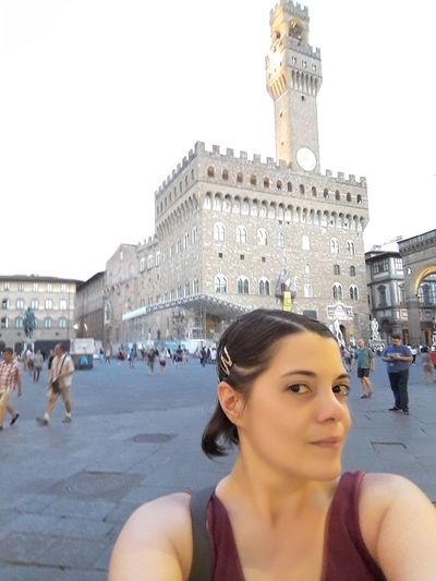Firenze Architecture Building Building Exterior Built Structure City Group Of People Headshot History Incidental People Italy Leisure Activity Lifestyles People Portrait Real People The Past Tourism Tourist Travel Travel Destinations Varda Women