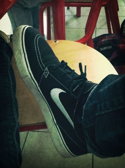 Shoes#jamoski#nikesb