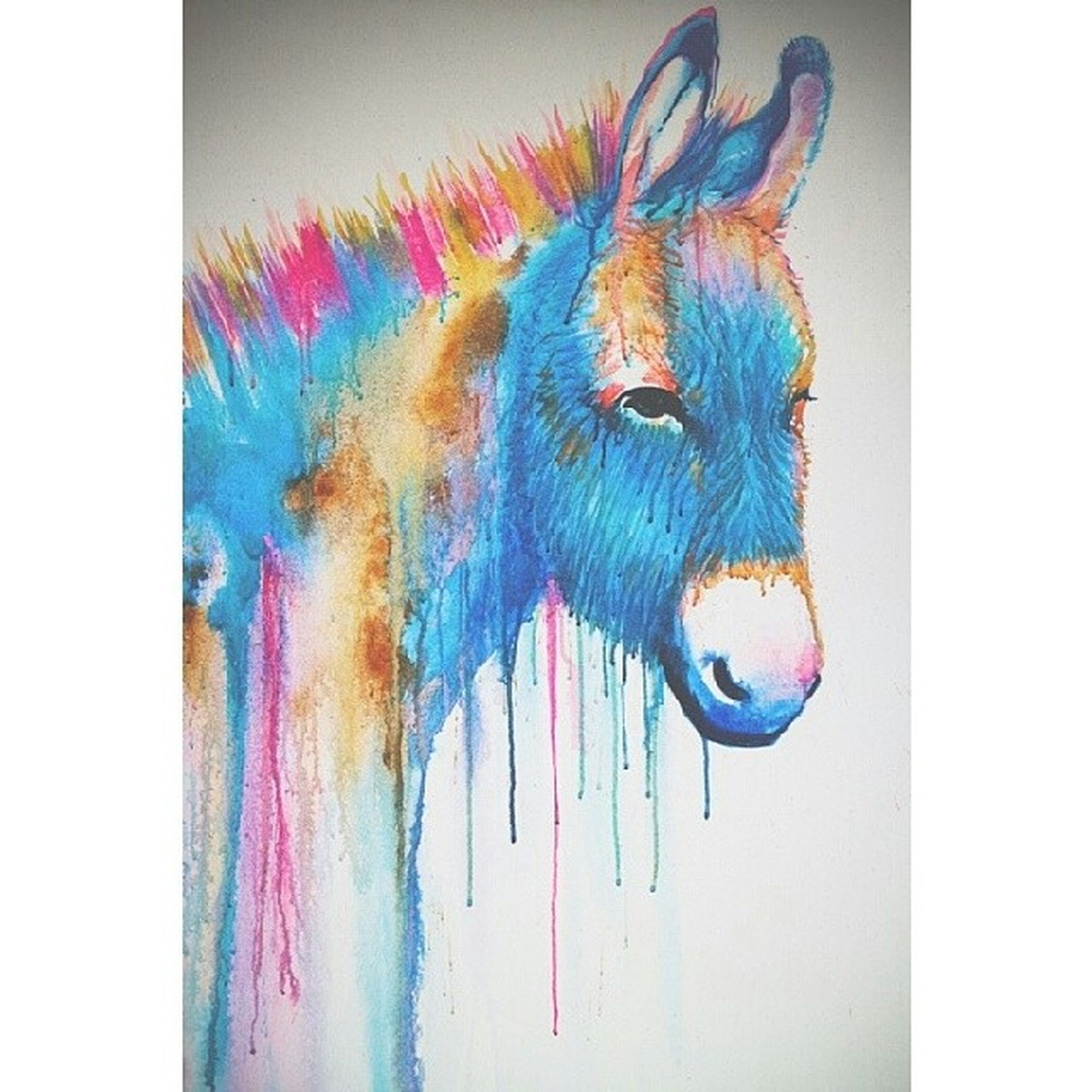 art and craft, art, creativity, multi colored, animal representation, close-up, auto post production filter, human representation, animal themes, no people, colorful, horse, graffiti, sculpture, craft, transfer print, wall - building feature, blue, outdoors, decoration