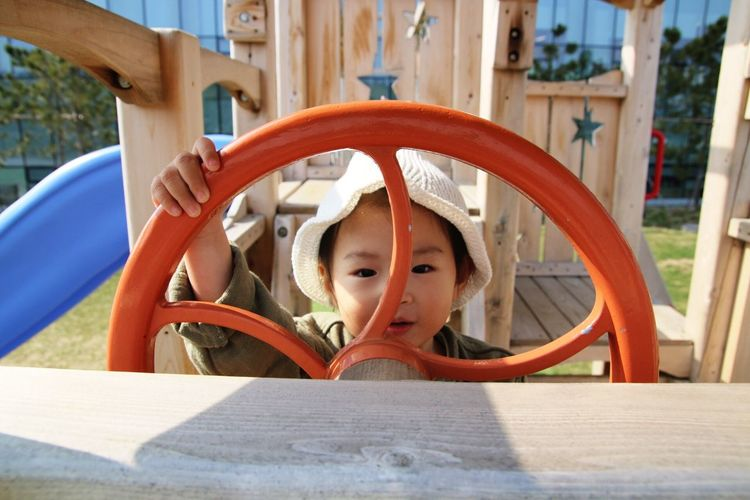 ⛵️ Baby Babygirl Dream Drive Driving Travel Nest Hotel Family 23months