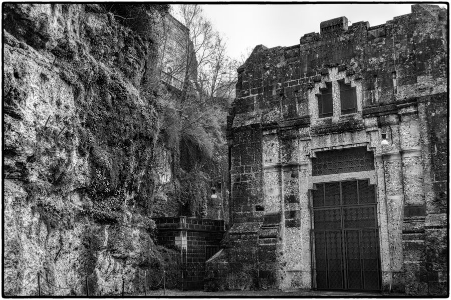 Ancient Civilization Architecture B&w Photography Building Exterior Built Structure History Hydroelectric Power Plant Outdoors