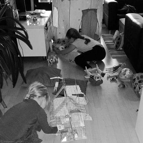 Grandkidsarethebest Messy Room Fantasy Children At Play Leisure Activity Smiling