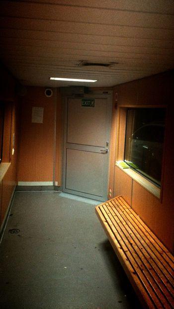 På Ekeröfärjan Enjoying The Sights Ferry Boat Ride Interior Design Doors I Walked Through DoorsAndWindowsProject Ship Ferryboat Stockholm Ekerö