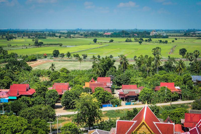 Thai villages