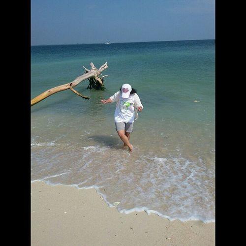 IT 'sme INDONESIA Kelorisland Travelingku Kepseribu Beach Totallysummer Bestview Comejoinme Local_trip