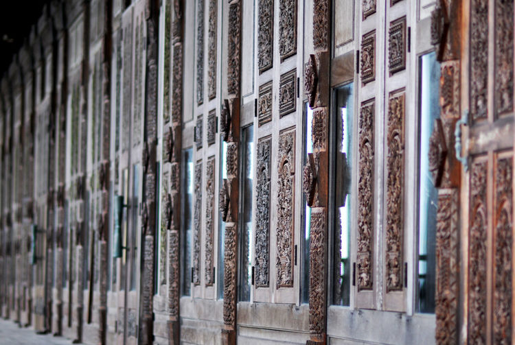 classic wooden wall Classic Wooden Wall History In A Row Large Group Of Objects No People Wood Wall Wood Walls Wooden Door