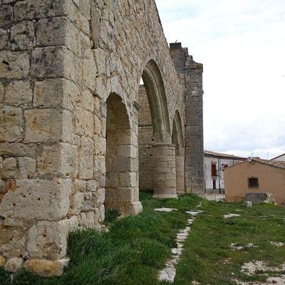 Restos de iglesia Sinfiltro Valladolidenfoto Valladolid Tiedra