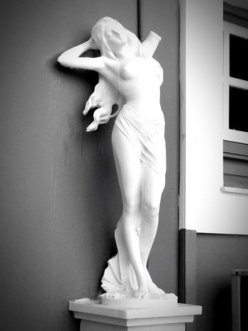 Shades Of Grey Afrodite Mythology Greece Samos Blackandwhite