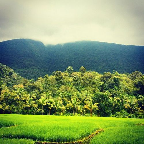 Instapic Instaman God Love Scenic Beauty Calm Cool PeaceMe Kuskem Waterfall