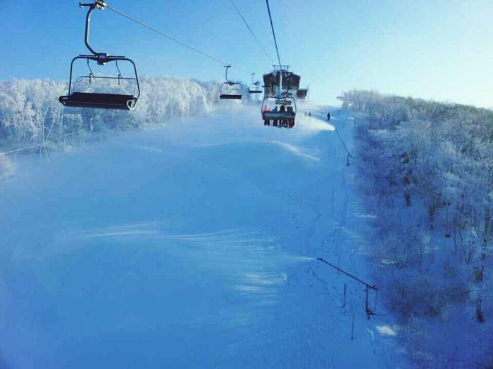 하이원리조트 High1 Snowboarding