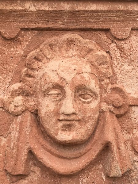…here again — Doing the 'Steuer' thing! Finanzamt Architectural Detail Face