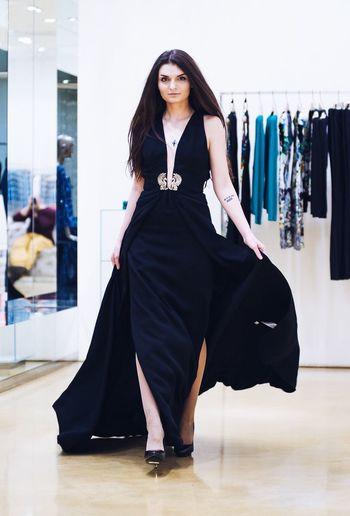 Beauty Russian Girl That's Me RobertoCavalli Model Fashion Blackandwhite