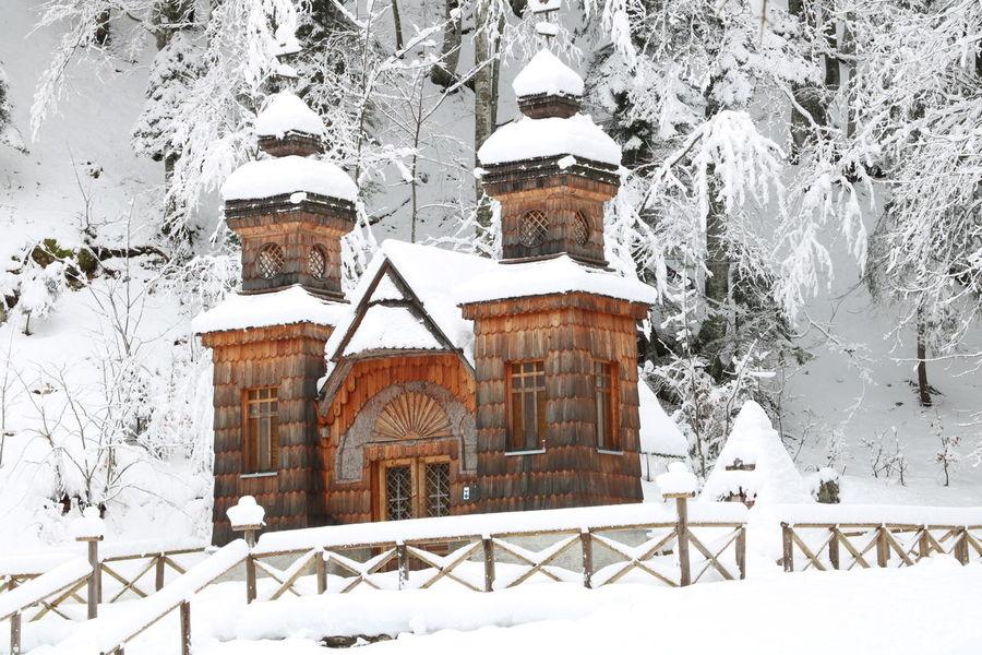 Ruska Kapelica Slowenia Kranjska Gora