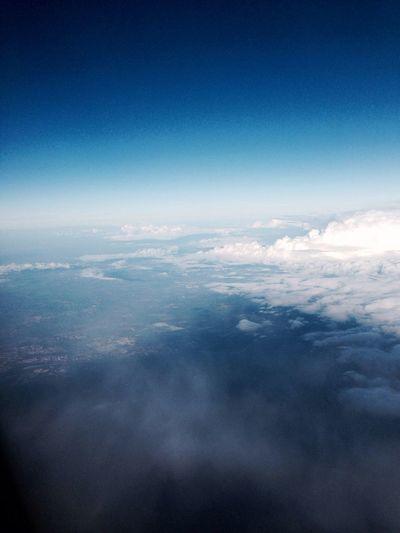 Over German Skies