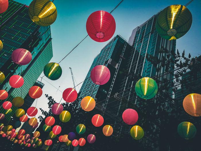 Lanterns Party