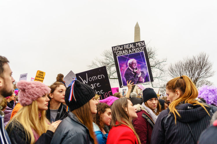 2017 D.C. Democracy Patriotism President Protest The Photojournalist - 2018 EyeEm Awards The Troublemakers Washington Adult Celebration Civil Disobedience Communication Crowd Demonstration Emotion Group Of People Happiness Headshot Large Group Of People Mass Men National Mall Protest Protestor Speak Truth To Power Speak Up Against Injustice Togetherness Women Women's March Young Adult Young Men Young Women