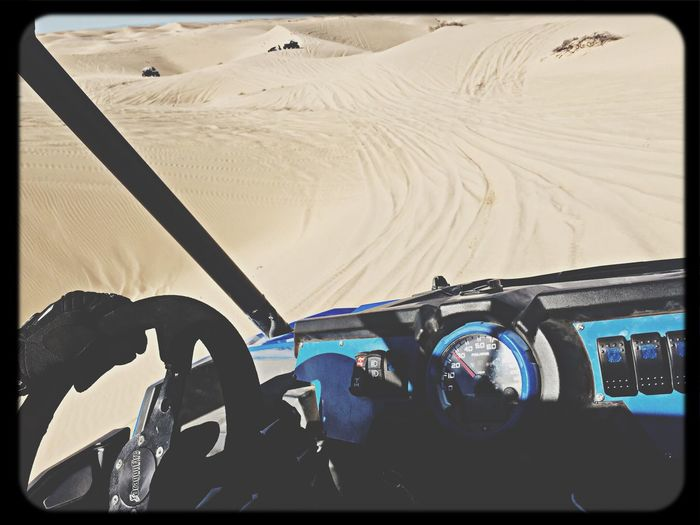 Good times Glamis Sand Dunes RZR