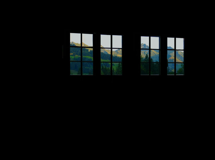 Window Indoors  Dark Day Silhouette Architecture Lakes, Parks, Nature Mountain Mountain Range Mountain View Switzerland Switzerlandpictures Switzerlandmountains Nature Landscape Scenics Outdoors Beauty In Nature Sky No People The Week On EyeEm