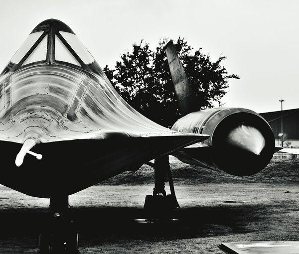 Blackbird Lockheed Airforce San Antonio Military Lackland Sightseeing