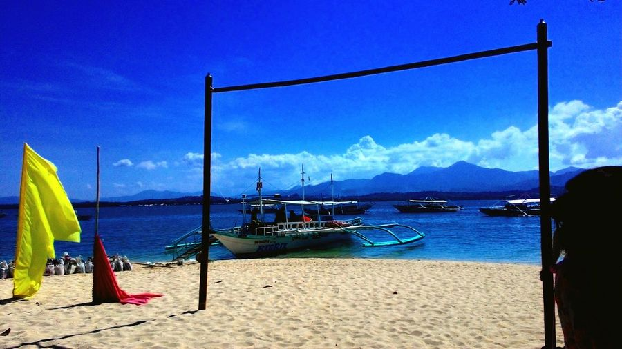 Taking Photos Blue Waters Summer Serenity & Tranquility Honda Bay Puertoprincesa Philippines The Great Outdoors With Adobe The Great Outdoors - 2016 EyeEm Awards