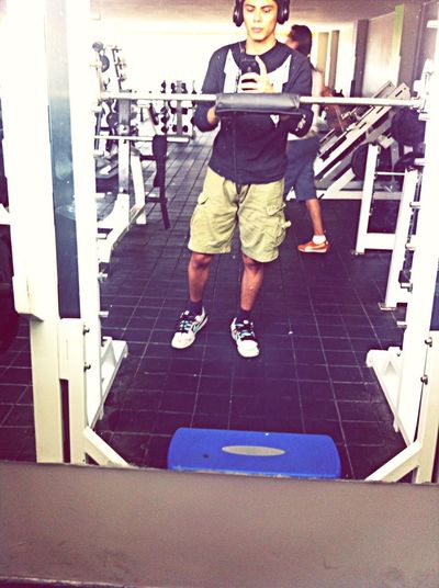 Smith Machine Lunges