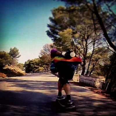 Downhillskateboarding Sk8 Skate Wheels RideOrDie Raynevandal Rider MorganRuiz Tsg Trucks Yes Infierno  Olè Photooftheday Predator Pucks Pads Predatorhelmet Sponsorme Downhill Dh Dvs Downhillordie Fr6 goodtime hd