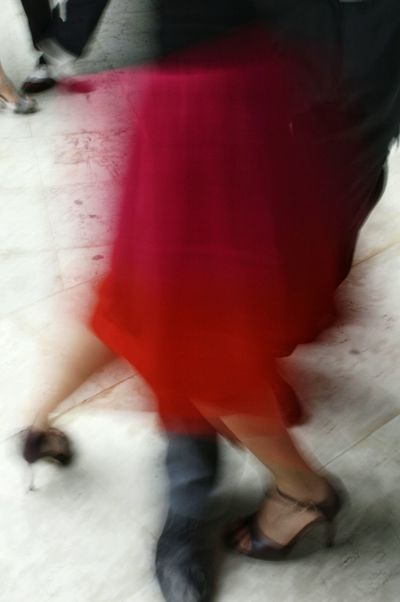 Milongueando series Tango Tango Streetdancing Tangoargentino Dance Dance Photography Dancer Streetphotography Street Photography Streat The Street Photographer - 2016 EyeEm Awards Red Close Up Street Photography Long Exposure Movements Legs Stop Motion Colour Of Life Finding New Frontiers
