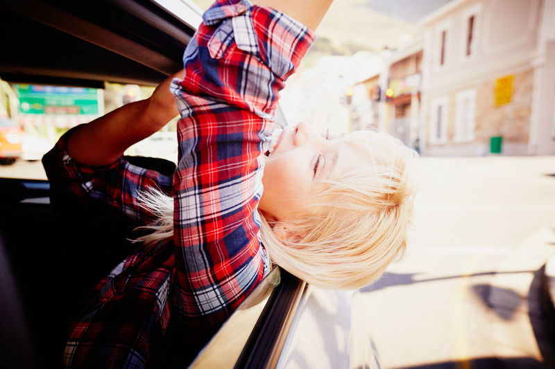Architecture Blond Hair Childhood Day Girls Incidental People Indoors  Real People