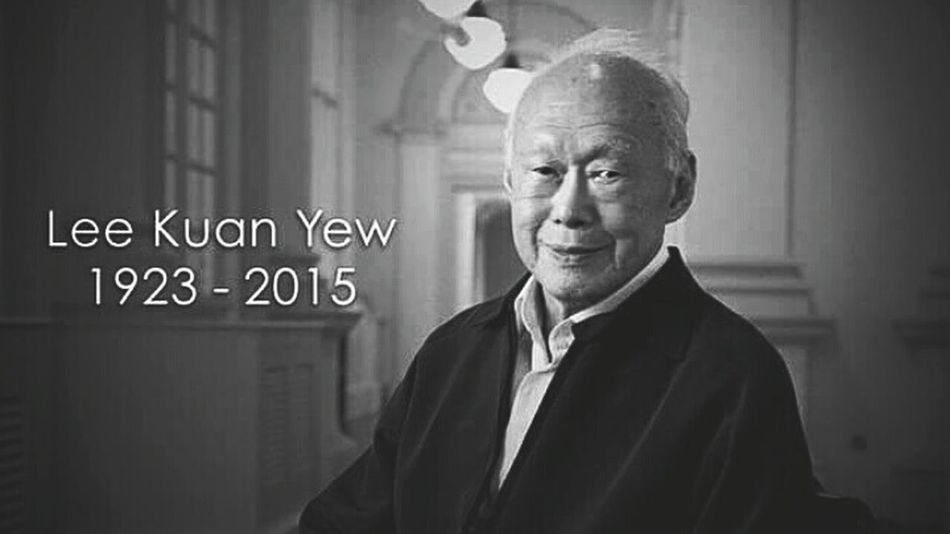 A great man, a great story, a great Singapore! Singapore Lky Lee Kuan Yew
