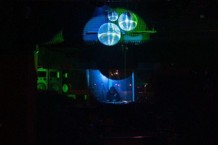那覇 Naha City Japan Okinawa 沖縄 日本 Event Dj Party Mirror Ball