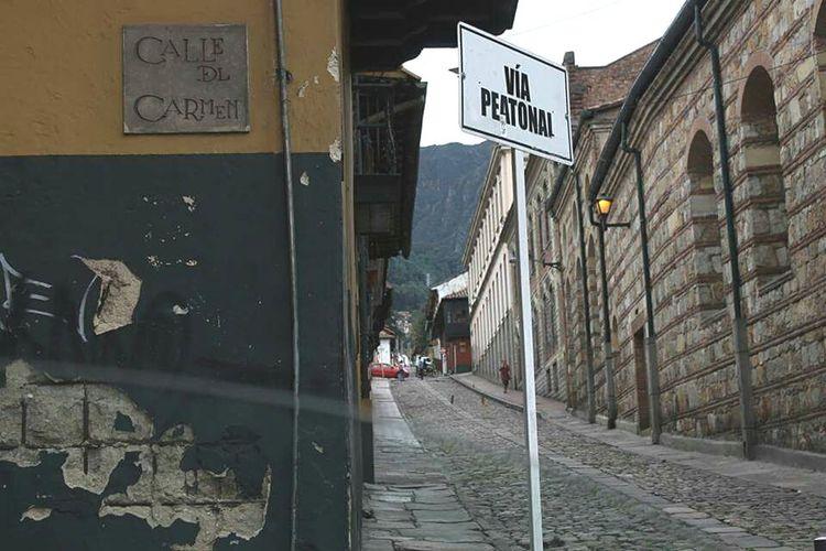 Centro. Bogotá 2014 Urbanismo Ciudad Colombia Espectacular Colombia Es Bella