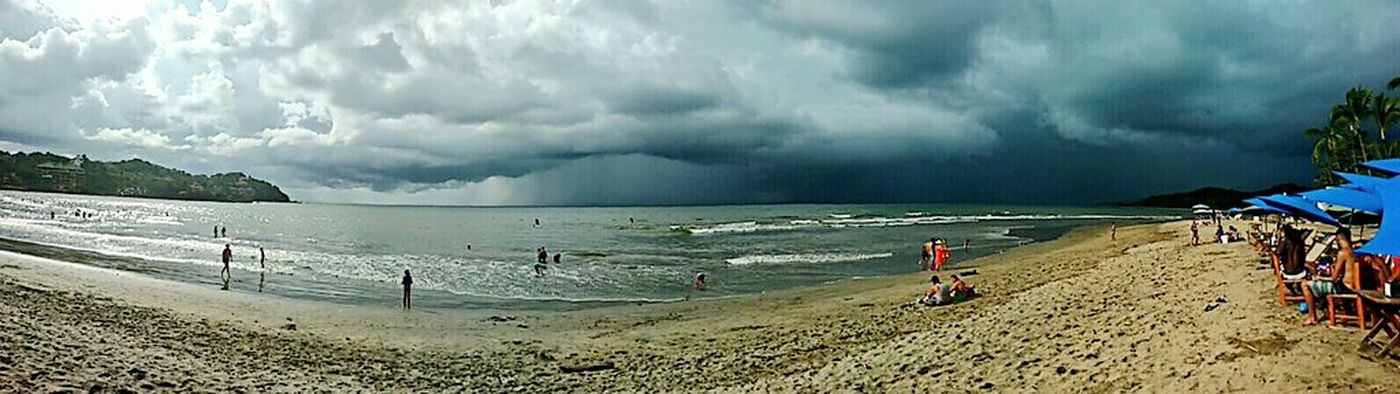 Just before the Storm...