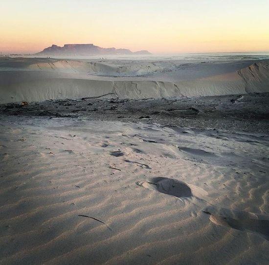 Beach walk 🤗 EyeEmNewHere Sunset Sand Beauty In Nature Nature Tranquility Beach Scenics Landscape Sea Sand Dune