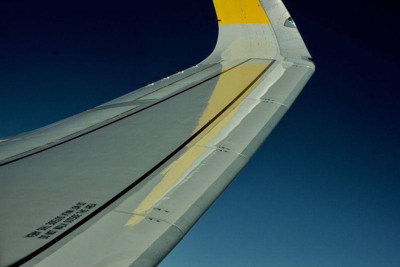 Plane Low Angle