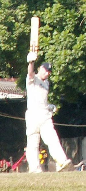 Ben Stokes celebrates a century in Sri Lanka as a 17 year old Cricketers