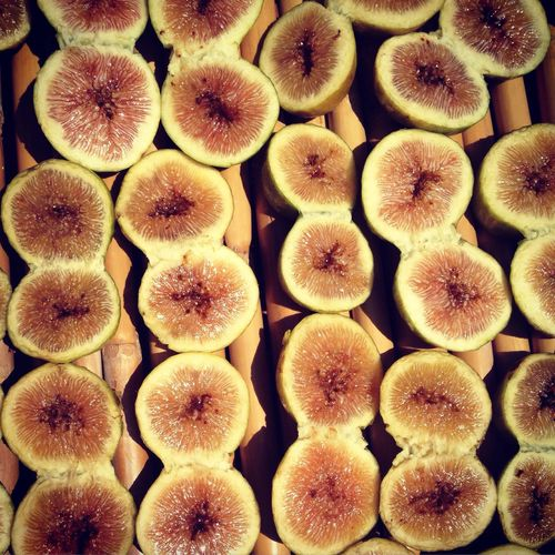 Figs Dryingfigs Naturalpreserving Preserving Drying Sicilian Traditional Siciliantradition