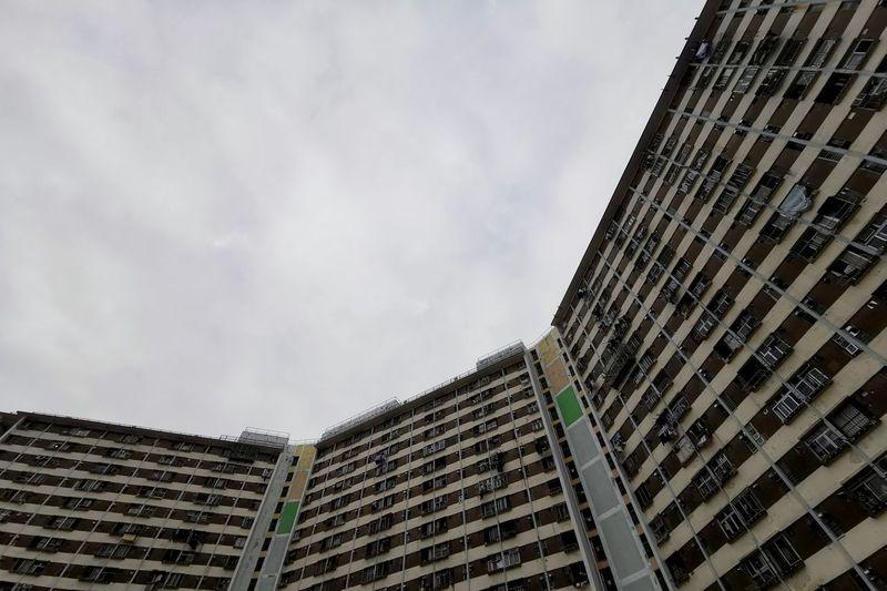 City Modern Sky