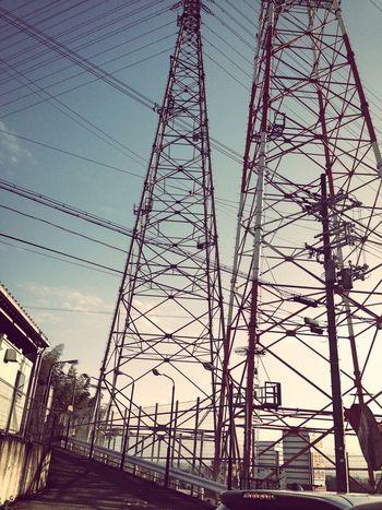 Beautiful Steel Tower  Popular Memory